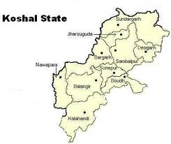Maps of the proposed Kosal state   Kosal Discussion and